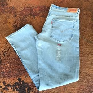 Levi's 502 Jeans. W34 28L. New with tags.